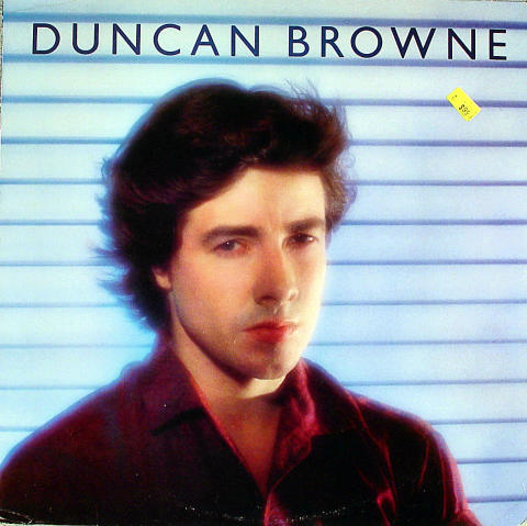 "Duncan Browne Vinyl 12"""