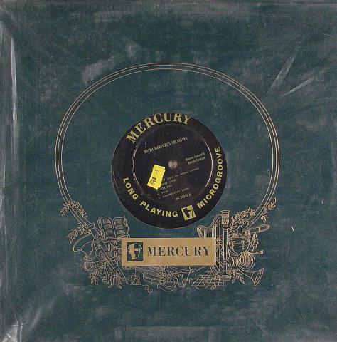 """Ralph Martiere's Orchestra Vinyl 12"""""""