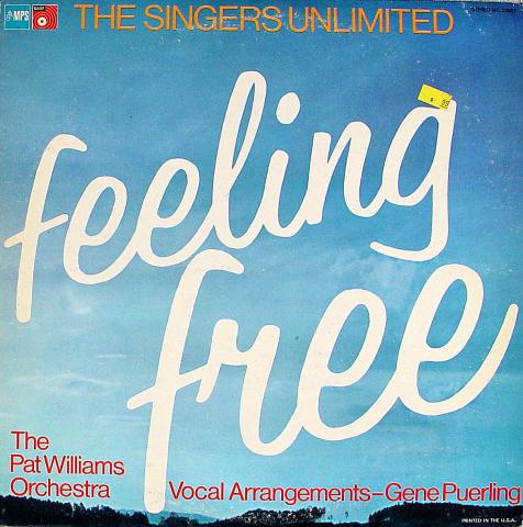"The Singers Unlimited Vinyl 12"""