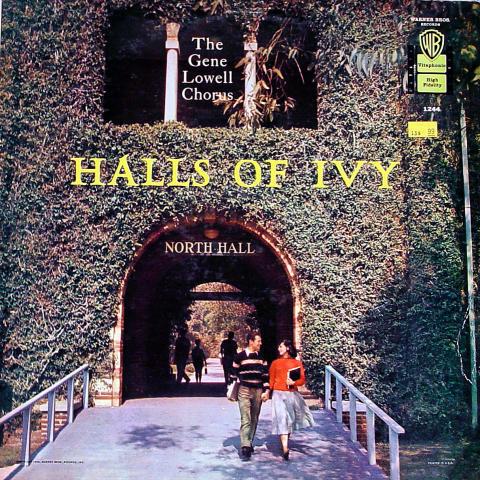 "The Gene Lowell Chorus Vinyl 12"""