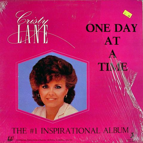 "Cristy Lane Vinyl 12"""
