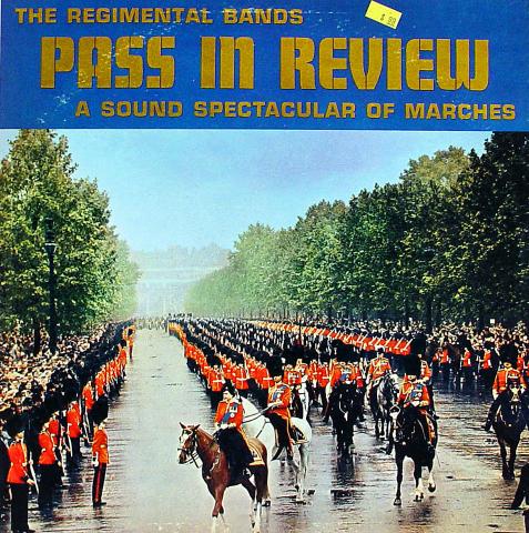 "The Regimental Bands Vinyl 12"""