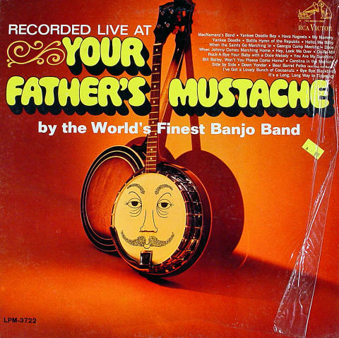 The World's Finest Banjo Band Vinyl 12""