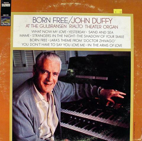 "John Duffy Vinyl 12"""