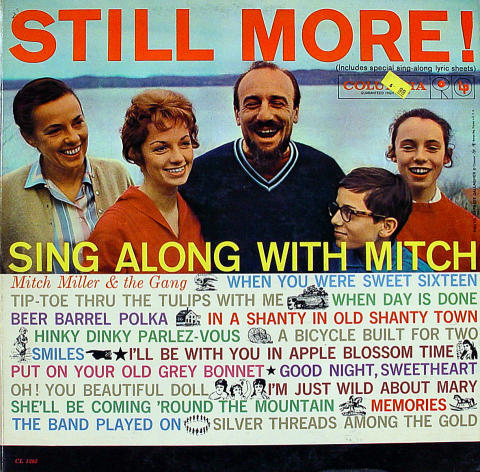 Mitch Miller & The Gang Vinyl 12""
