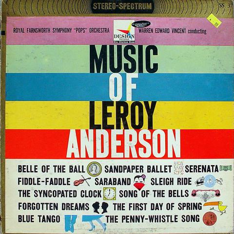 "Royal Farnsworth Symphony ""Pops"" Orchestra Vinyl 12"""
