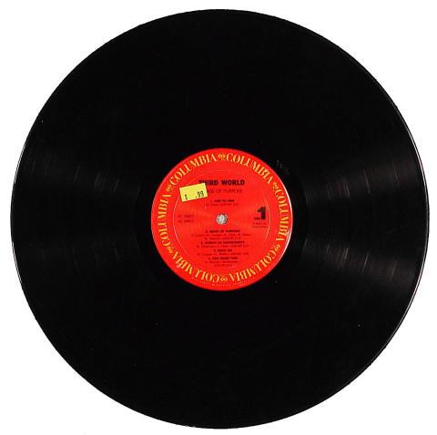 "Third World Vinyl 12"""