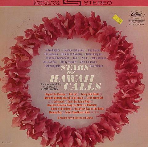 """Webley Edwards Vinyl 12"""""""