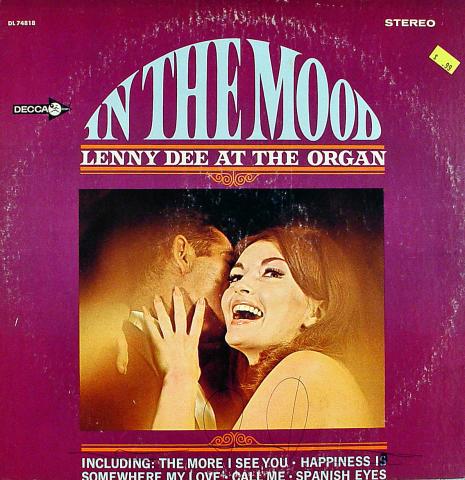 """Lenny Dee Vinyl 12"""""""