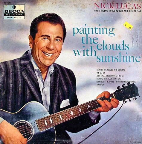 """Nick Lucas Vinyl 12"""" (Used)"""