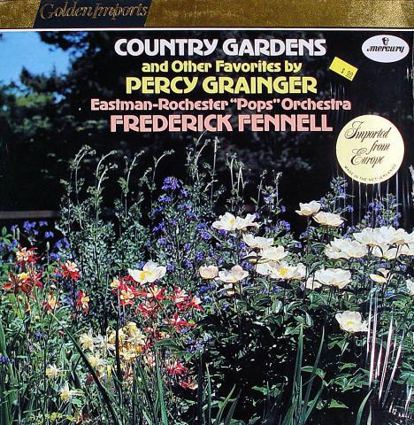 "Percy Grainger Vinyl 12"""
