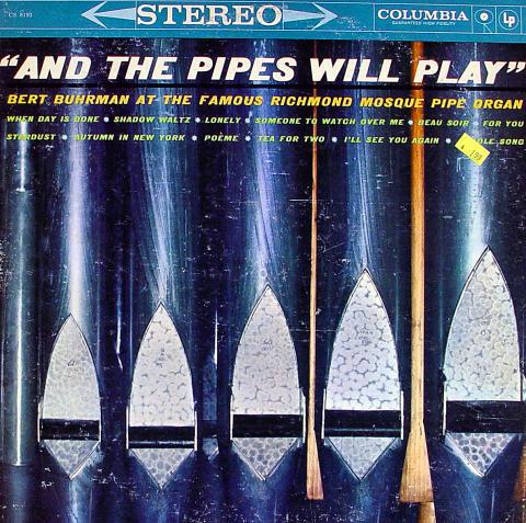 """Bert Buhrman Vinyl 12"""""""