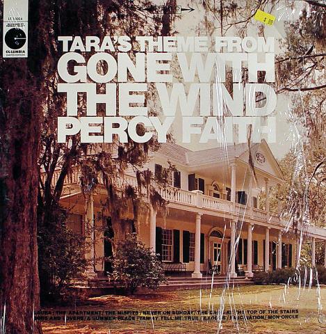 "Percy Faith & His Orchestra Vinyl 12"""