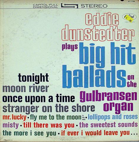 """Eddie Dunstedter Vinyl 12"""""""