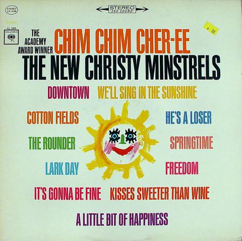 "The New Christy Minstrels Vinyl 12"""