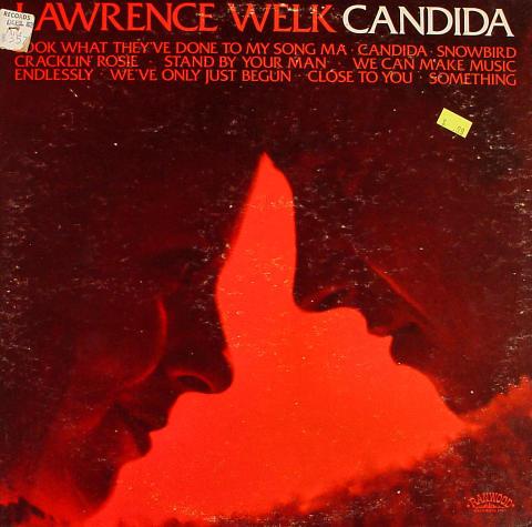 "Lawrence Welk Vinyl 12"""
