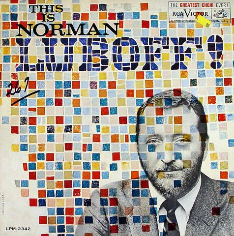 "Norman Luboff Vinyl 12"""