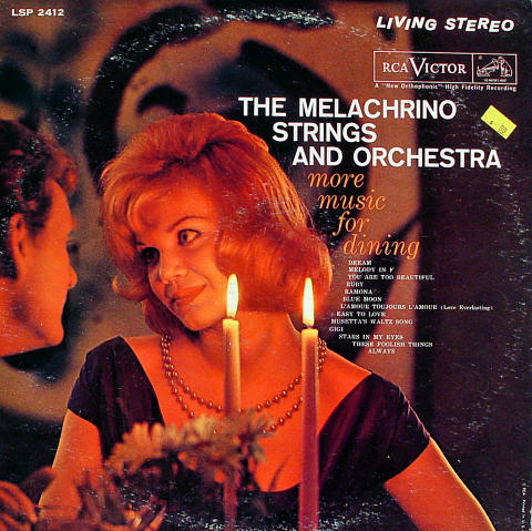 The Melachrino Strings and Orchestra Vinyl 12""