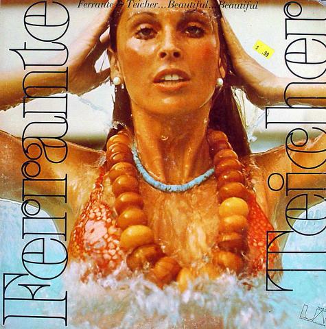 "Ferrante and Teicher Vinyl 12"""