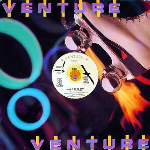 "Cheri Vinyl 12"""