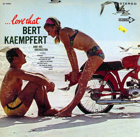 "Bert Kaempfert And His Orchestra Vinyl 12"""