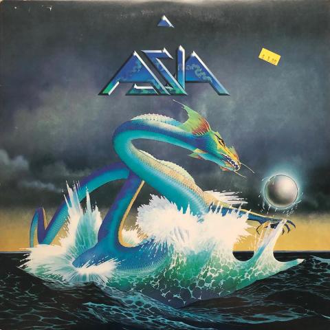 """Asia Vinyl 12"""""""