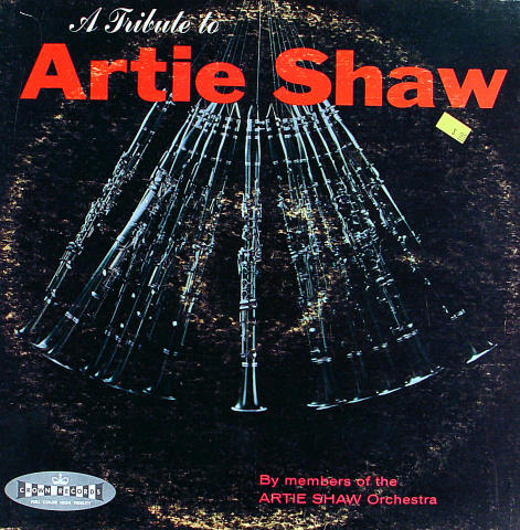 """The Artie Shaw Orchestra Vinyl 12"""" (Used)"""