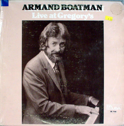"""Armand Boatman Vinyl 12"""""""