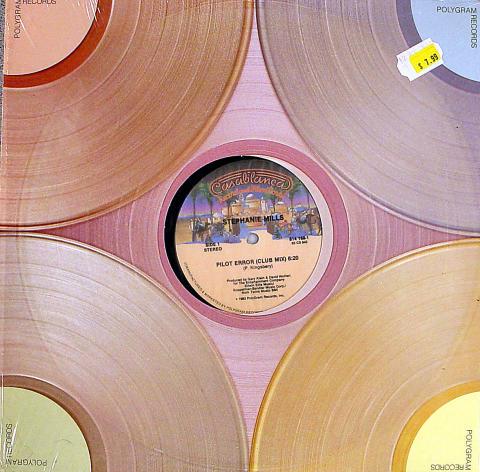 """Stephanie Mills Vinyl 12"""""""