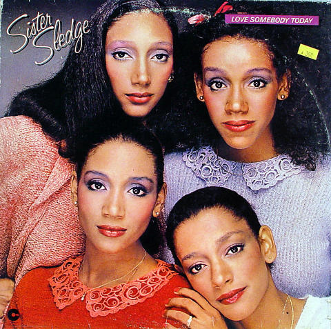 """Sister Sledge Vinyl 12"""""""