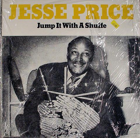 """Jesse Price Vinyl 12"""""""