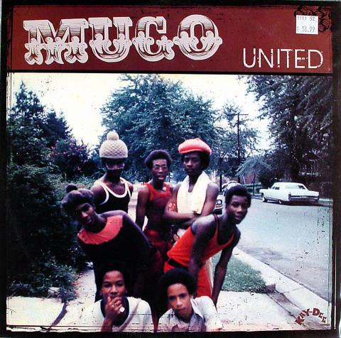 """Mugo Vinyl 12"""""""