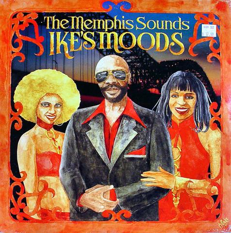 """Ike's Moods Vinyl 12"""""""