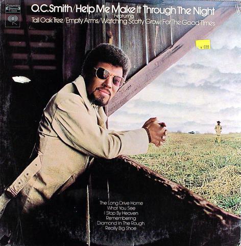 """O.C. Smith Vinyl 12"""""""