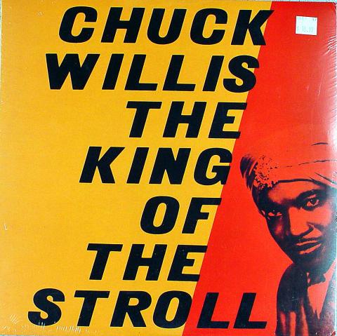 """Chuck Willis Vinyl 12"""""""