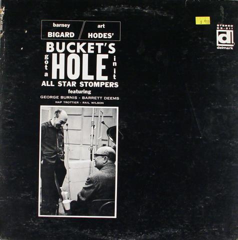 "Barney Bigard & Art Hodes Vinyl 12"""