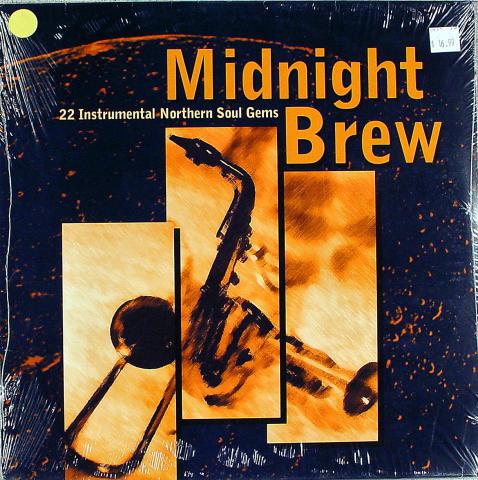 "Midnight Brew 22 Instrumental Northern Soul Gems Vinyl 12"" (New)"