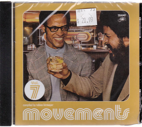 Movements Volume 7 CD