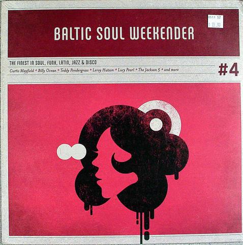 """Baltic Soul Weekender #4 Vinyl 12"""""""