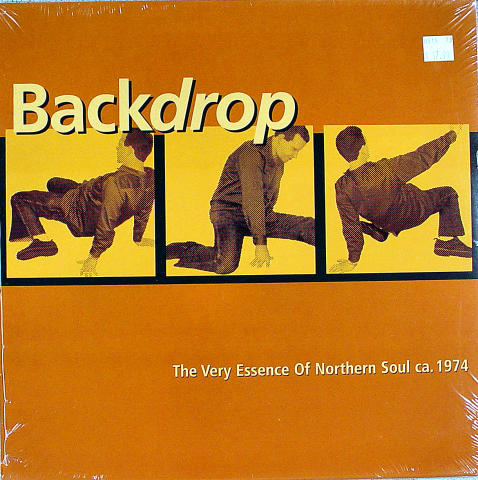 Backdrop The Very Essence Of Northern Soul Ca. 1974 Vinyl 12""