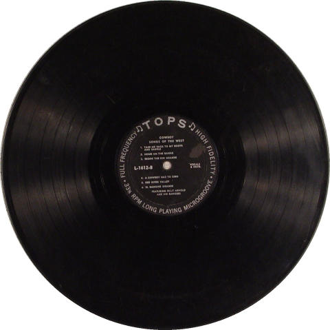 """Bill Arnold And His Rangers Vinyl 12"""""""