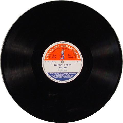 "Guest Star Vinyl 12"""