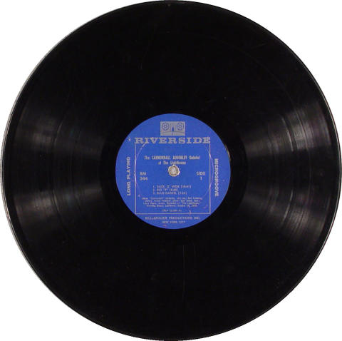 "The Cannonball Adderley Quintet Vinyl 12"""
