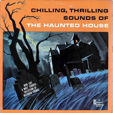 """Chilling, Thrilling Sounds Of Haunted House Vinyl 12"""""""