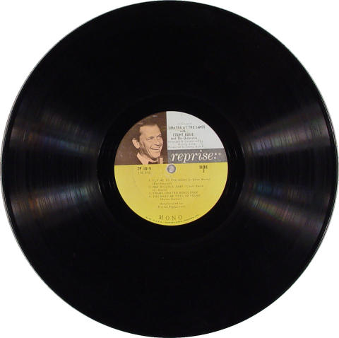 """Frank Sinatra/Count Basie And His Orchestra Vinyl 12"""""""