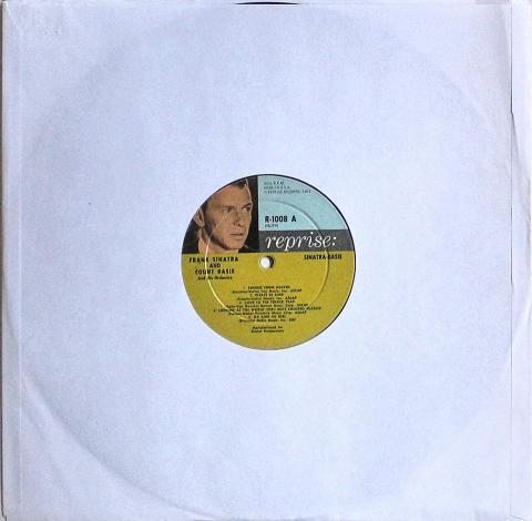 "Sinatra - Basie Vinyl 12"""