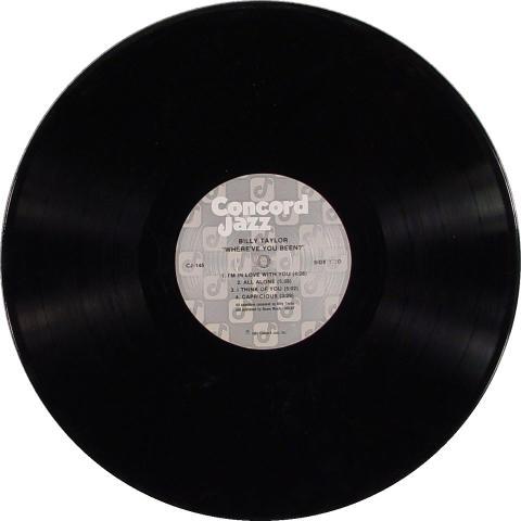 "Billy Taylor Vinyl 12"""