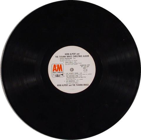 """Herb Alpert & The Tijuana Brass Vinyl 12"""""""