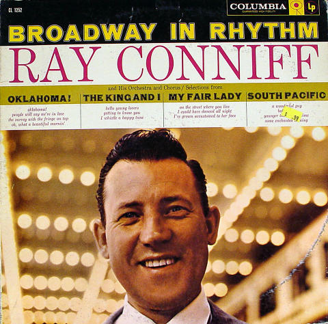 Ray Conniff And His Orchestra And Chorus Vinyl 12""