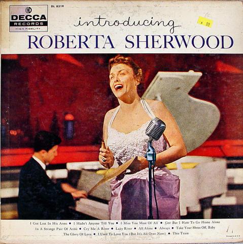 "Roberta Sherwood Vinyl 12"""